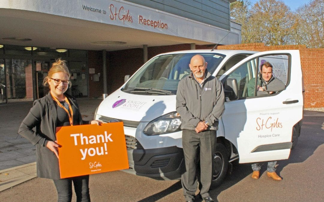 Protected: Lichfield carpet cleaning firm supports St Giles Hospice to fund care services for local families